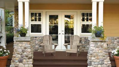 How Do I Stain My Wooden Porch Or Deck?